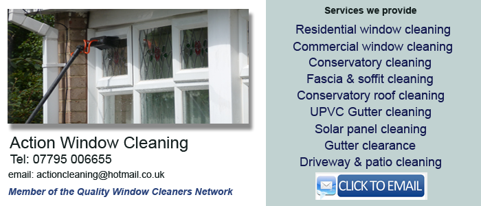 Southampton window cleaning services