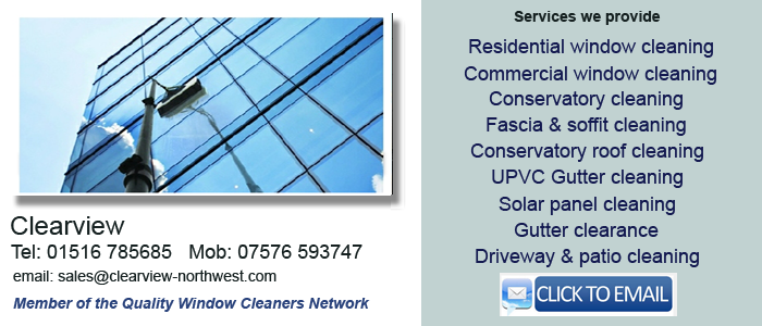 Window cleaner Birkenhead