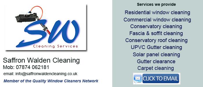 Cambridge window cleaners