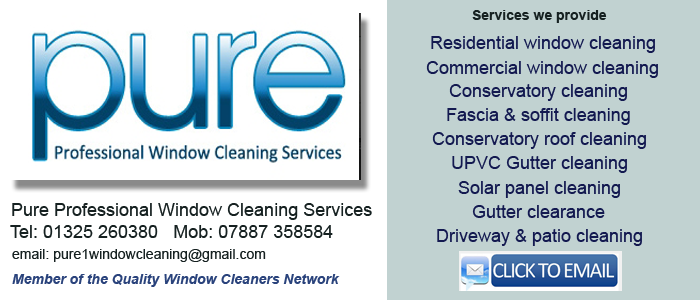 Darlington window cleaners