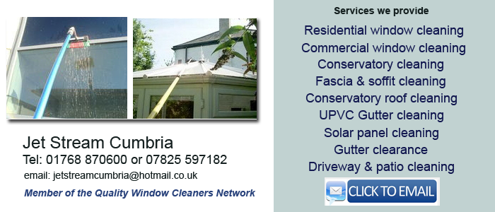 Penrith window cleaning