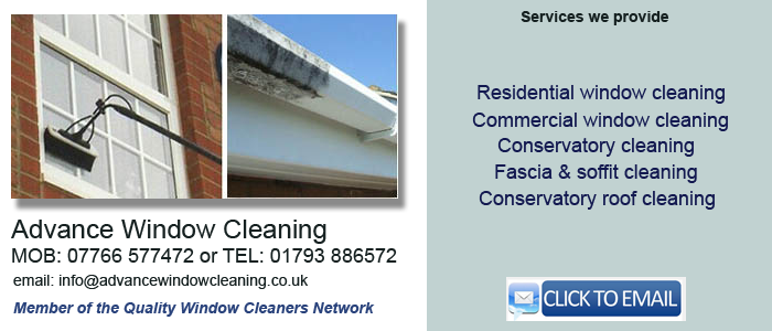 Swindon window cleaner
