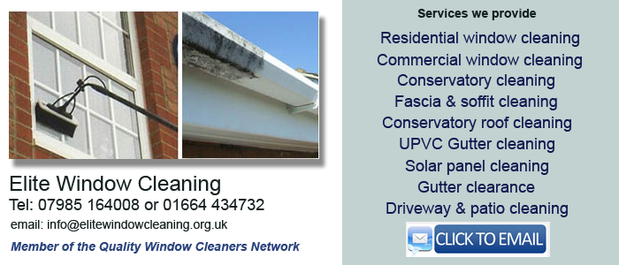 Window Cleaning Melton Mowbray